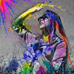 freetoedit colorsplasheffect splash colour pop ircsunnyday