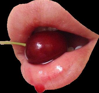 #lip #cherry #red #aesthetic #lips #lipstick #freetoedit