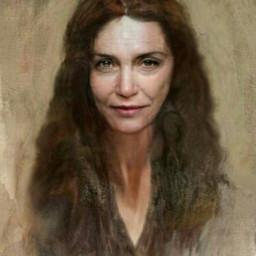 portrait colour digitalpainting freetoedit
