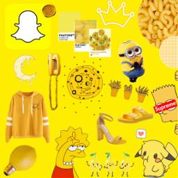 freetoedit yellow amarillo💛 amarillo