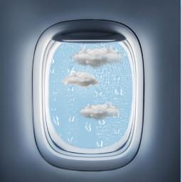 freetoedit rainydayz notmypic aeroplane ecrainyseason rainyseason