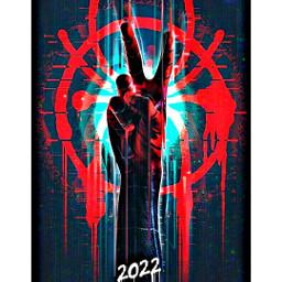 2022 spidermanintothespiderverse spidermanintothespiderverse2 spiderman spiderverse freetoedit