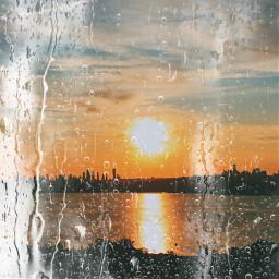 midnight sunny freetoedit ecrainyseason rainyseason