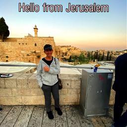 saying jerusalem