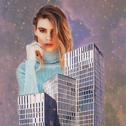 freetoedit model skyscraper edit stars