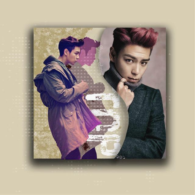 Happy birthday Top  #bigbang #top #kpop #kpopedit #vip #bigbangtop #freetoedit