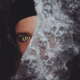 freetoedit halloween creepy