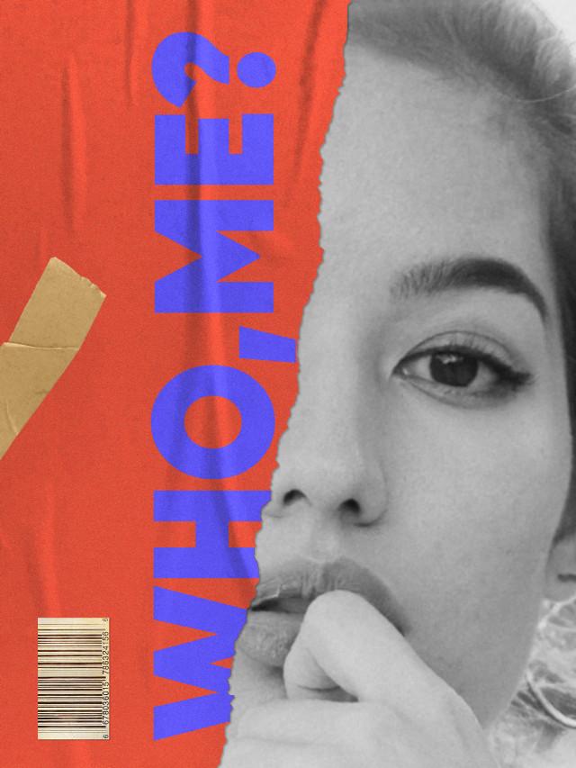 #freetoedit #magazine #poster #barcode #model #blackandwhite