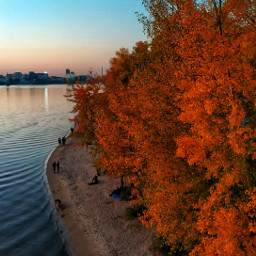 freetoedit myphoto sunset autumn kyiv