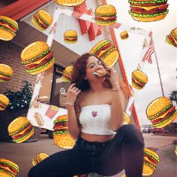 freetoedit food burger burgers fastfood