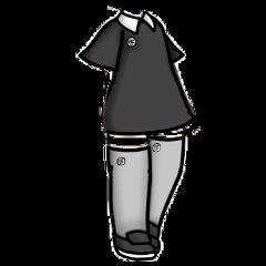gacha gachalife gachauniform uniform school freetoedit