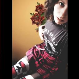picsart rose me grungestyle grungegirl