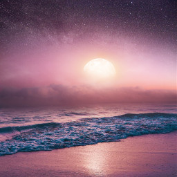 freetoedit background clouds cloud sky star stars moon smoke fog remix galaxy ocean water beach colorful creative visual surreal
