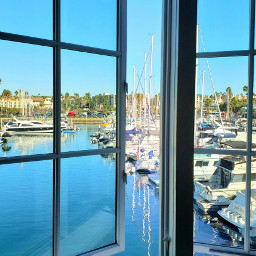 freetoedit harbor boats yachts view scenery