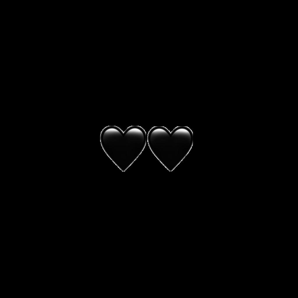 #emojisticker #emoji #black #cute