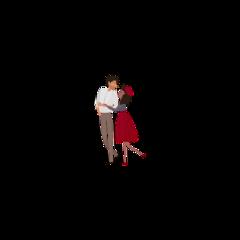 couple love walking romance freetoedit