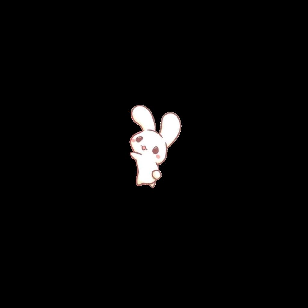 #kawaii #cute #bunny #rabbit #freetoedit