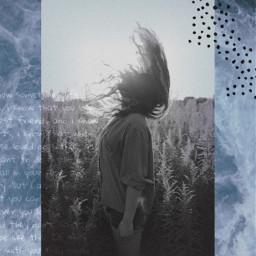 freetoedit unsplash aesthetic collage sea blue