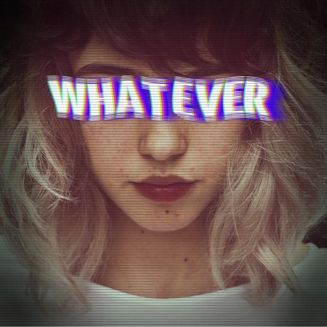 #freetoedit #whatever #whateverdude #linemask #retro #glitch