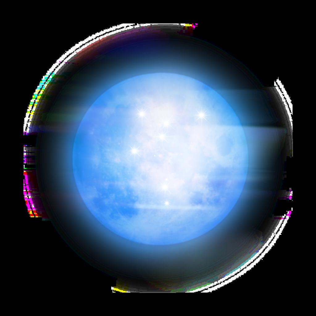 #freetoedit #desfoque #efeito #lua #moon