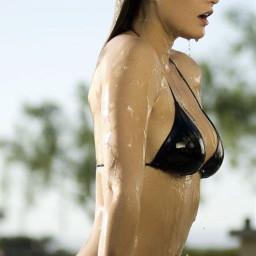 sexy sexybody wet bikini freetoedit