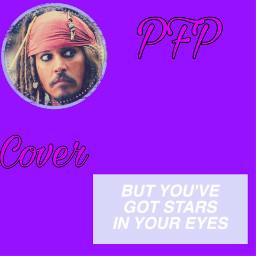 jacksparrow piratesofthecaribbean johnnydepp pastelpurple icon freetoedit