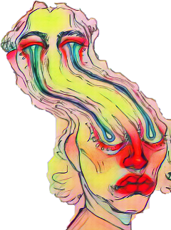 trippy heckynot high aesthetic alternative freetoedit