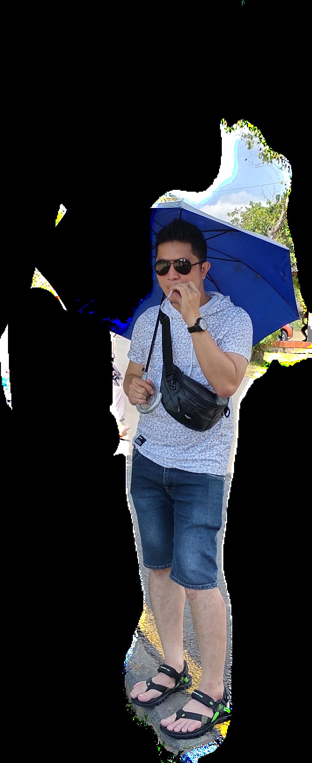 #Umbrella boy
