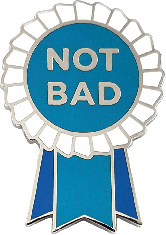 "1,089/1,233 Sticker Challenge ""Pins"" #notbad #awardribbon #freetoedit #award #pins"
