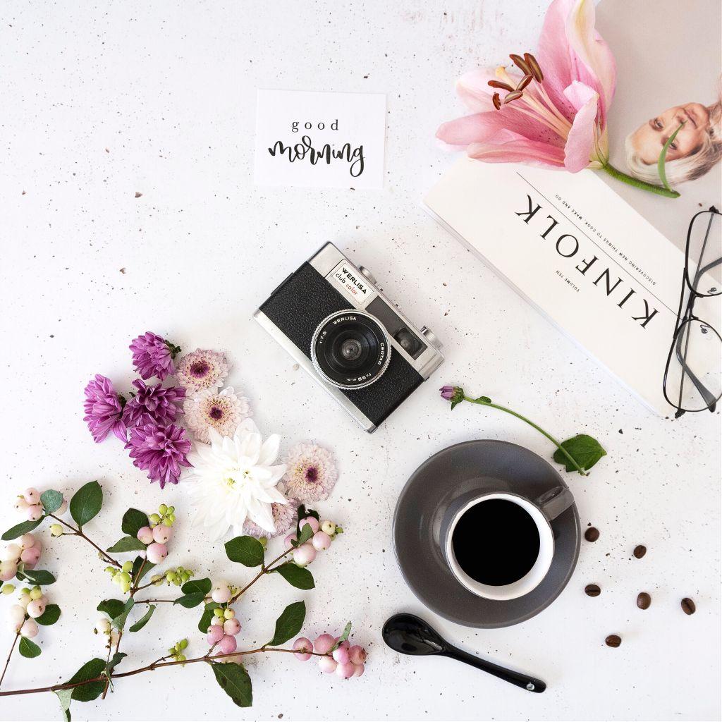 Coffee art 🥰