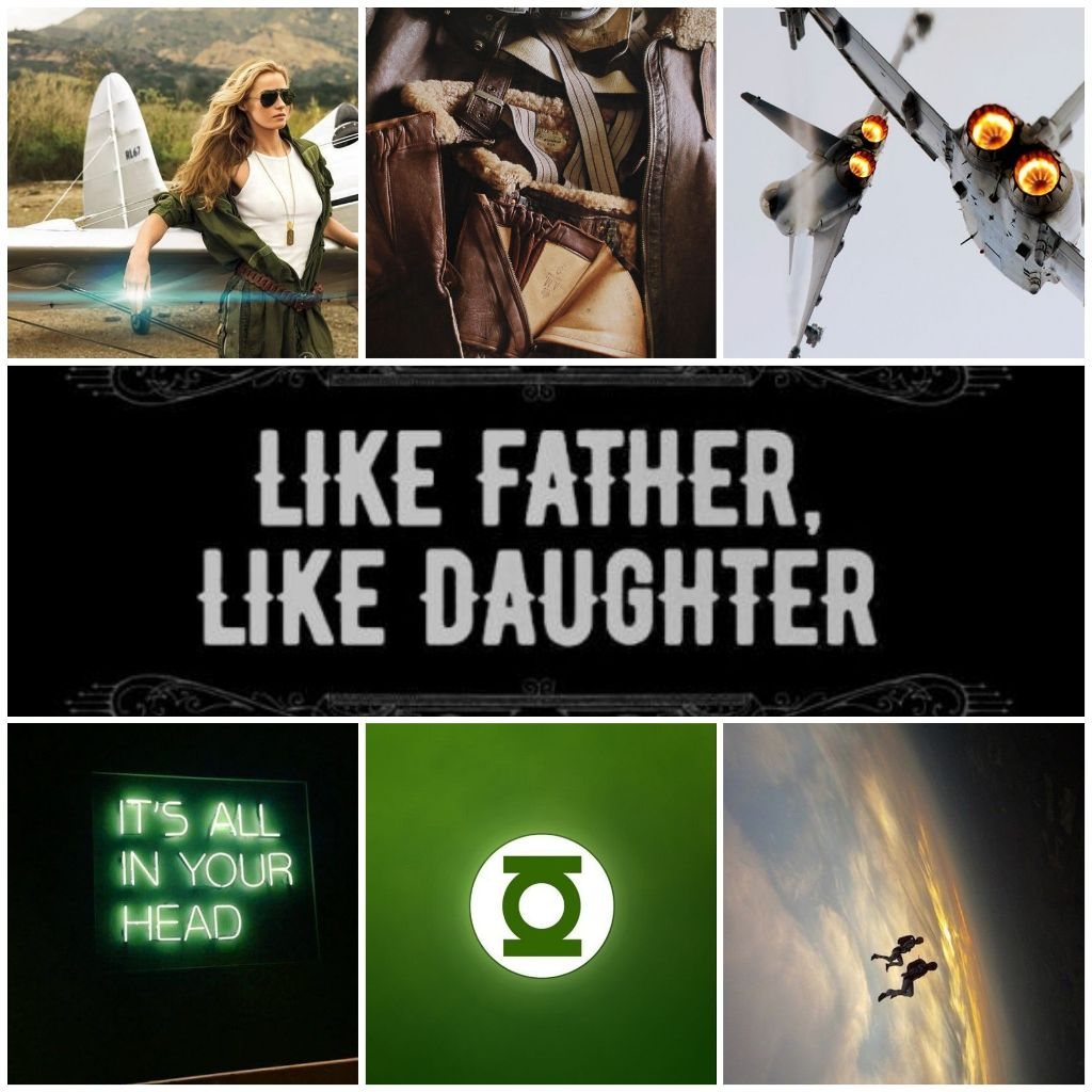 #Greenlantern #HalJordan #MayriJordan #Oc