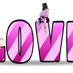 freetoedit love letters word text