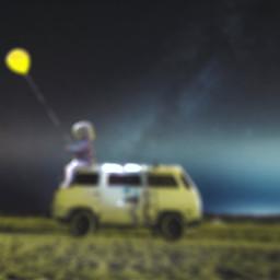 freetoedit minivan balloon ircvintagevan vintagevan
