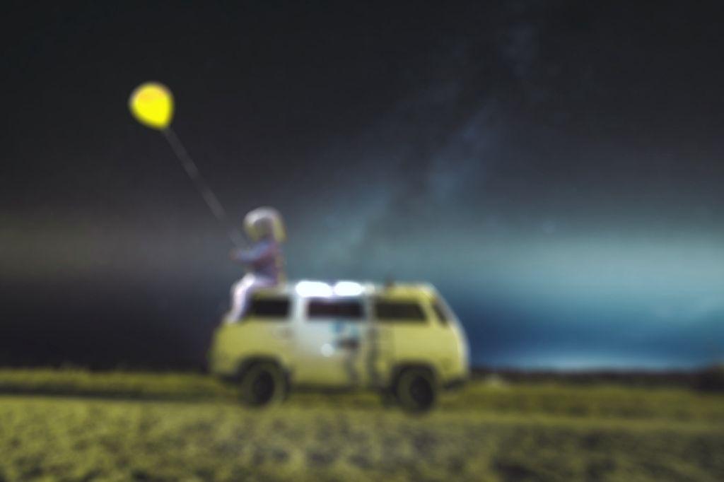 #freetoedit #minivan #balloon