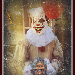 freetoedit moon myedit clown