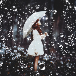 freetoedit undertherain raindrops lovelymoment ecrainyseason