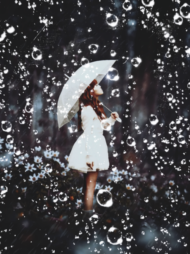 VOTING LINK ➡️ https://picsart.com/i/311091260423201?challenge_id=5dbc17934378a625821f23d7  Let the rain kiss you. Let the rain beat upon your head with silver liquid drops. Let the rain sing you a lullaby. ~Langston Hughes  #freetoedit #undertherain #raindrops #lovelymoment  #ecrainyseason #rainyseason