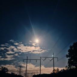 moon nightphotography freetoedit