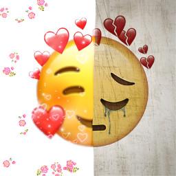 heartbreak love breakup sad freetoedit