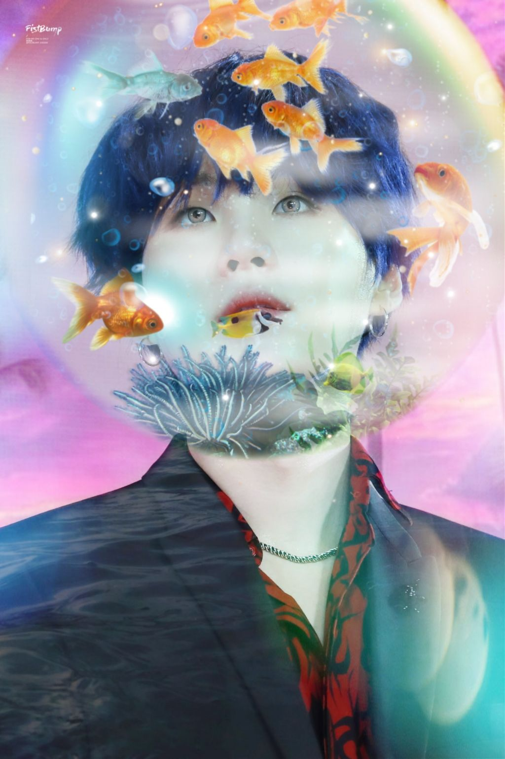ocean yoongi #freetoedit  #kpop #kpopedit #minyoongi #minyoongiedit #suga #sugaedit #edit #ocean #oceanedit