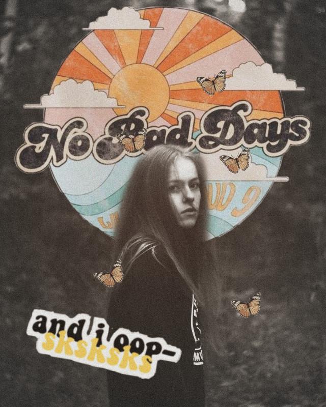 #freetoedit #nobaddays #replay #girl #madewithpicsart #remix #remixit