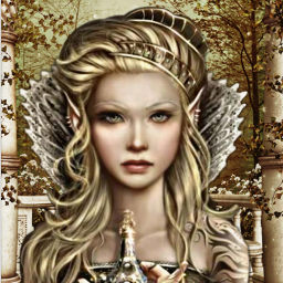 freetoedit fairy potion youngwoman beauty
