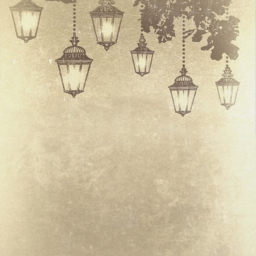 card invitation stringlights hanging lanterns freetoedit