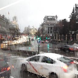 madrid spain españa europe city pcgloomyweather gloomyweather
