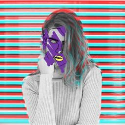 freetoedit grimeart grimeface grimesgirl🌻 grimesgirl
