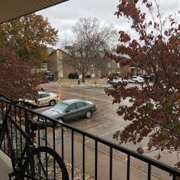 freetoedit cars balcony bike trees pcgloomyweather gloomyweather