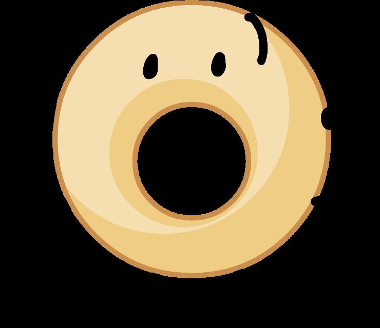 #doughnut #bfdia #bfb #battlefordreamislandagain #bfdia
