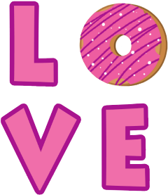 l donuts sweetstuff freetoedit