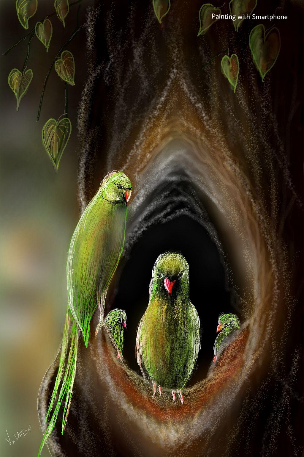 #drawing #share #love #enjoy #beautiful #family #life