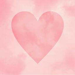 freetoedit pinkheart pink heart background